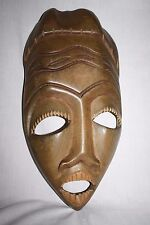 """Lombok Mask Balinese Bali Indonesian Carved 16"""" Tribal Primative"""