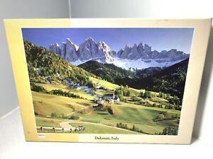 Monster 4000pc Jigsaw Puzzle Dolomiti Italy Tomax
