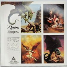 Jeffrey Jones - Fantasy Art Card Insert