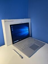 Microsoft Surface Book 13,5 pollici 256 GB, Intel Core i5 6. Gen, 2,4ghz, 8gb m682