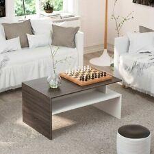 Household Tea Coffee Table 1 Storage Cabinet Open Shelf Scandinavian Wooden