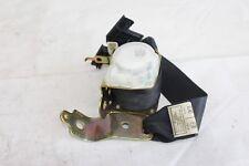 2003 LEXUS SC430 Z40 #107 REAR RIGHT RH SIDE SEAT BELT BLACK