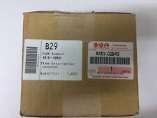 64111-02B43 Suzuki rear wheel hub