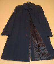 Cappotti e giacche da uomo lungo in misto lana con bottone  bcafb9753ea