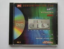 DTS DEMO DVD NO. 1 !!!! Super Selten - RARE