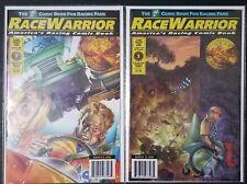 Race Warrior (Lot of 2)