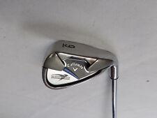 Callaway Warbird 9 Iron Callaway Uniflex Steel Shaft Golf Pride Grip