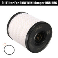 For BMW MINI Cooper R55 R56 R57 R58 R59 R60 R61 & 11427622446 Oil Filter Element