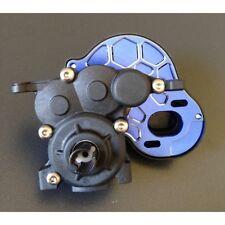 Schelle Racing SCH1224 B5M 4-Gear Vented Motor Plate, Blue