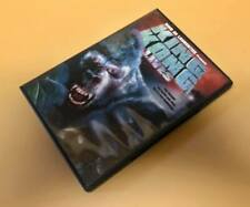 Rare Oop King Kong Lives Dvd Complete With Insert