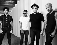Patrick Stump, Joe Trohman and Andy Hurley photo - H3060 - Fall Out Boy