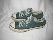 Authentic Vintage 80's Converse All Star made in USA men's 5.5 Green Hip Hop