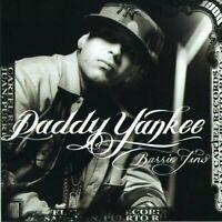 DADDY YANKEE 'BARRIO FINO' CD REGGAETON NEW!!!!!!!!