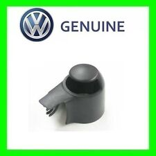 GENUINE Rear Wiper Arm Nut Cover Cap VW Caddy Touran Seat Leon Skoda Fabia 2002-