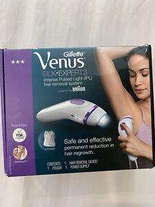 Gillette Venus Silk-expert 3 Hair Removal System