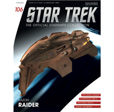 Star Trek Starships Eaglemoss Issue 106 Kazon Raider