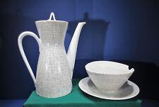 Rosenthal Silk Velvet Coffee / Tea Pot & Gravy Boat