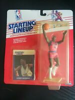1988 Starting Lineup Basketball - Danny Manning - Clippers New Rookie