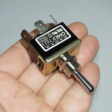 CHILY 7023 Toggle SWITCH ON/OFF/ON Metal Heavy Duty 10A 250V SPDT Car Dash Light