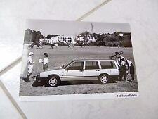 foto de prensa Volvo 740 Turbo Estate press foto