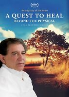 NEW DVD: PAL - A Quest to Heal Beyond the Physical - John of God Brazil    HC1