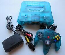 *GREAT* NINTENDO 64 N64 CONSOLE SYSTEM FUNTASTIC SERIES BLUE GREEN ORANGE PURPLE