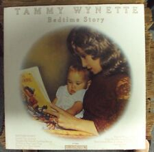 TAMMY WYNETTE Bedtime Story LP OOP early-70's country Jordanaires