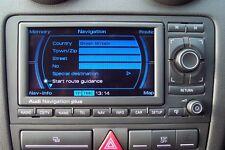 Audi RNS-E 2016 Navigation Map DVD 1 Europe A3 A4 A6 S3 RS3 S4 RS4 TT R8