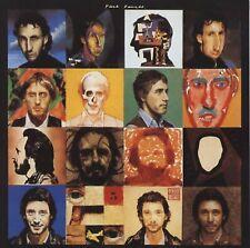 THE WHO Face Dances (2012) reissue 9-track vinyl LP album + poster NEW/SEALED