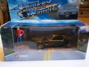 Corgi CC54508 Smokey and the Bandit Trans Am 1/36 Mint in Box with Figure
