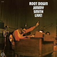 Jimmy Smith - Root Down [New Vinyl LP] 180 Gram