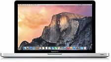 MacBook Pro 17 in. i7 QuadCore 2.4Ghz 16GB 500GB SSD ~ POWERFUL A1297 #1