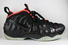 Nike Air Foamposite One Yeezy Solar Red Crimson Black size 11.5