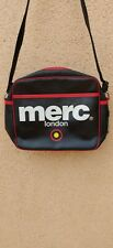 Sac Merc London Homme  AIRLINE BAG - Black