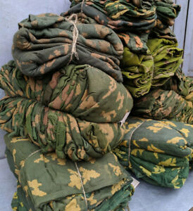 KZS Camouflage Suit Berezka USSR Camo Soviet Russia Size:2 Price for one (20$)