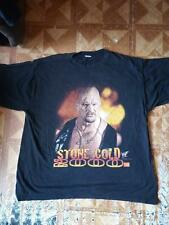 Wwf/Wwe/Wcw/Ecw Used T Shirt Xxl Vintage Rare Hard To Find Stone Cold Steve Aust
