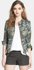 Halogen camouflage women's jacket size small