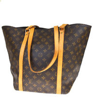 Auth LOUIS VUITTON Sac Shopping Shoulder Bag Monogram Leather BN M51108 88MC999