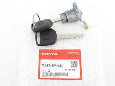 Genuine OEM Honda 72185-S5A-A11 Driver Door Lock Cylinder 04-05 Civic