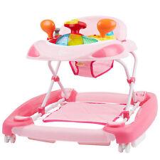 Baby-Walker Lauflernhilfe Spielcenter mit Melodien kippsicher Wippfunktion