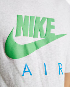 Nike Mens Boys Air Glory Birch T Shirt Casual Relax Fit Size Large X Large