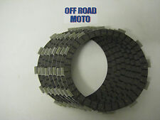Honda CRF450 Motocross Bike Clutch Friction Plates. 2002-2013.