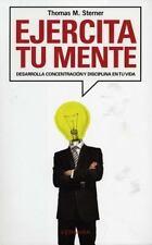 Ejercita tu mente (Spanish Edition), , Thomas Sterner, Very Good, 2014-01-30,