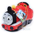 Thomas Tank Engine James Plush Doll Cuddle Pillow Cushion Soft Stuffed Toy
