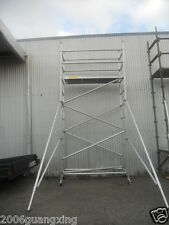 Aluminium Mobile Scaffold Tower F40A Scaffolding, Platform Height 3.3m