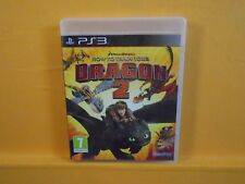 ps3 HOW TO TRAIN YOUR DRAGON 2 Fly And Race Dreamworks Playstation PAL UK