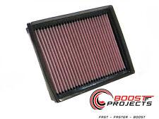 K&N Performance Air Filters 06 Lincoln Zephyr / 06-11 Mercury Milan / 33-2340