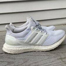 adidas triple white 2.0 ultra boost size 8