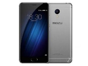 MeiZu M3S MeiLan 3S Mobile Phone LTE 4G WIFI GPS 13MP Dual SIM Octa Core 5in
