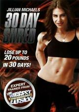 Jillian Michaels 30 Day Shred (DVD / 2007)
